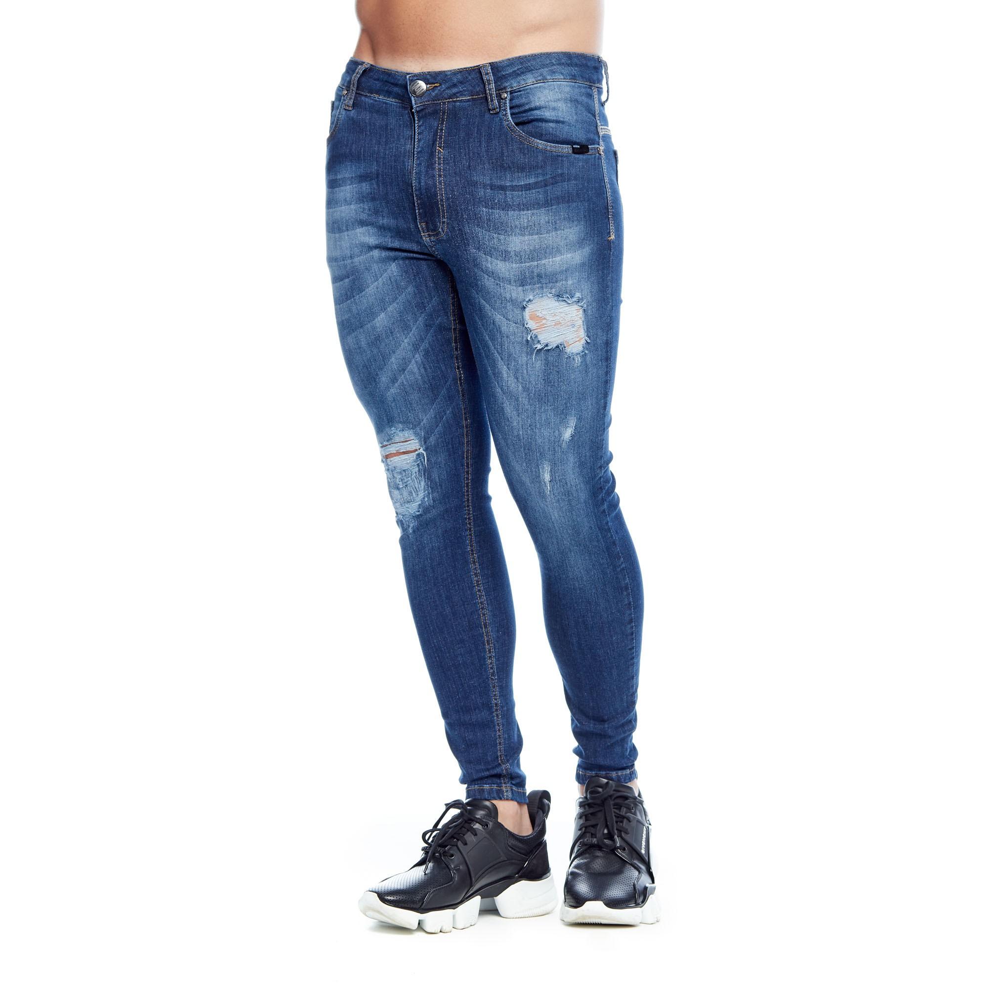 Calça Jeans Super Body Skinny Evolvee
