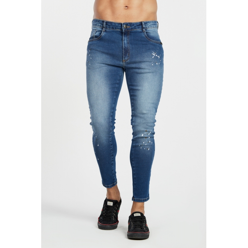 Calça Jeans Premium Stretch Evolvee