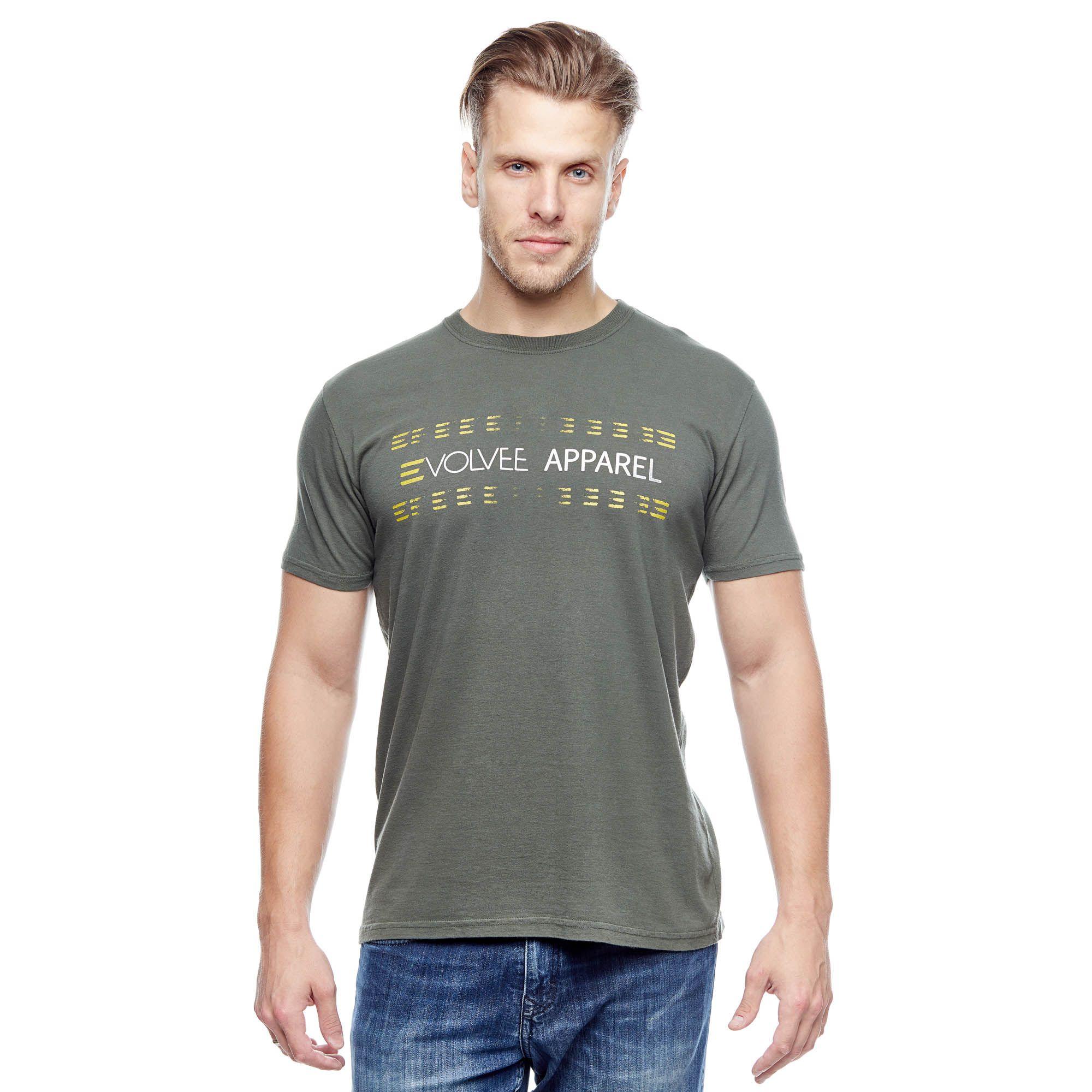 Camiseta Evolvee Apparel Masculina