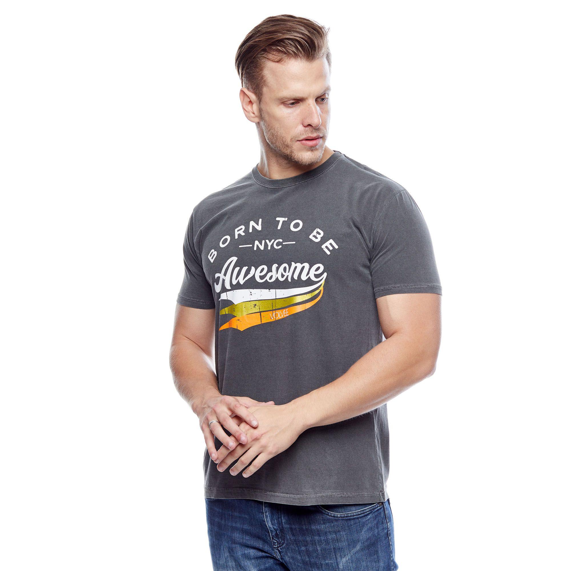 Camiseta Awesome Masculina Evolvee