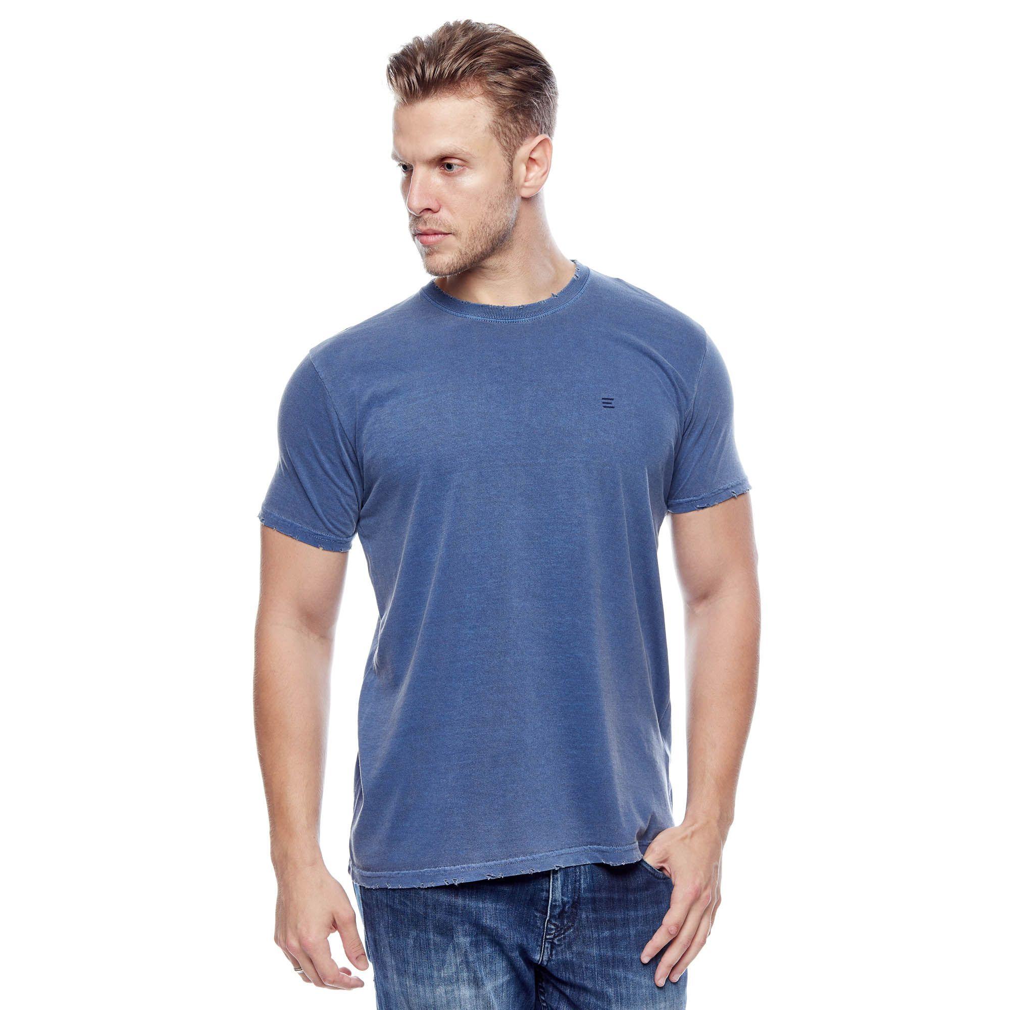 Camiseta Evolvee Básica Destroyer Masculina