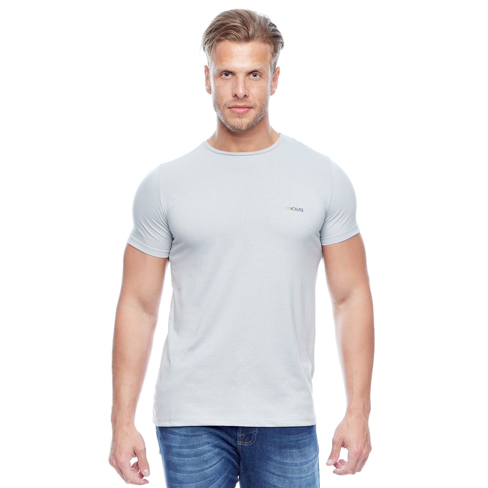 Camiseta Evolvee Básica Masculina
