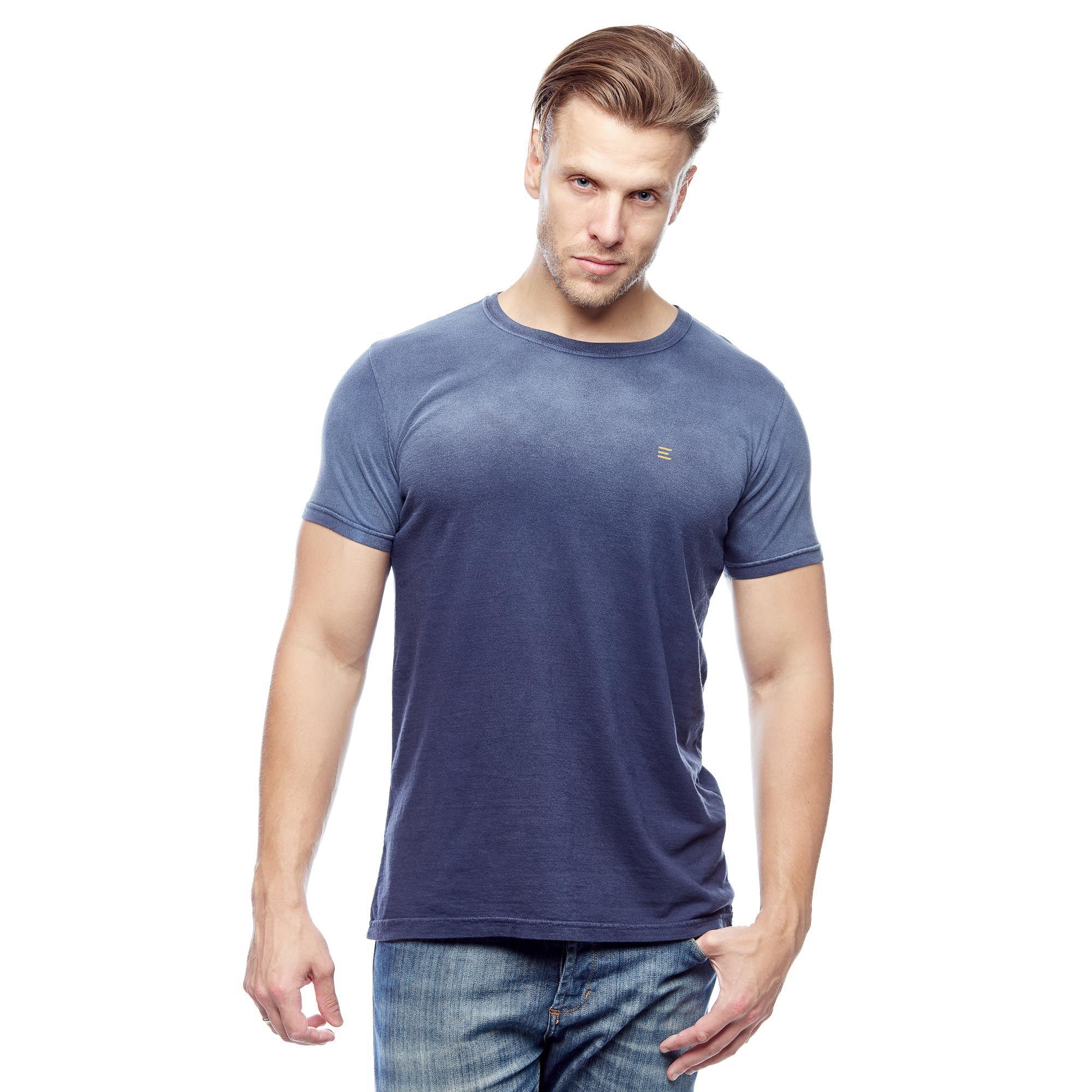 Camiseta Básica Used Superior Masculina Evolvee