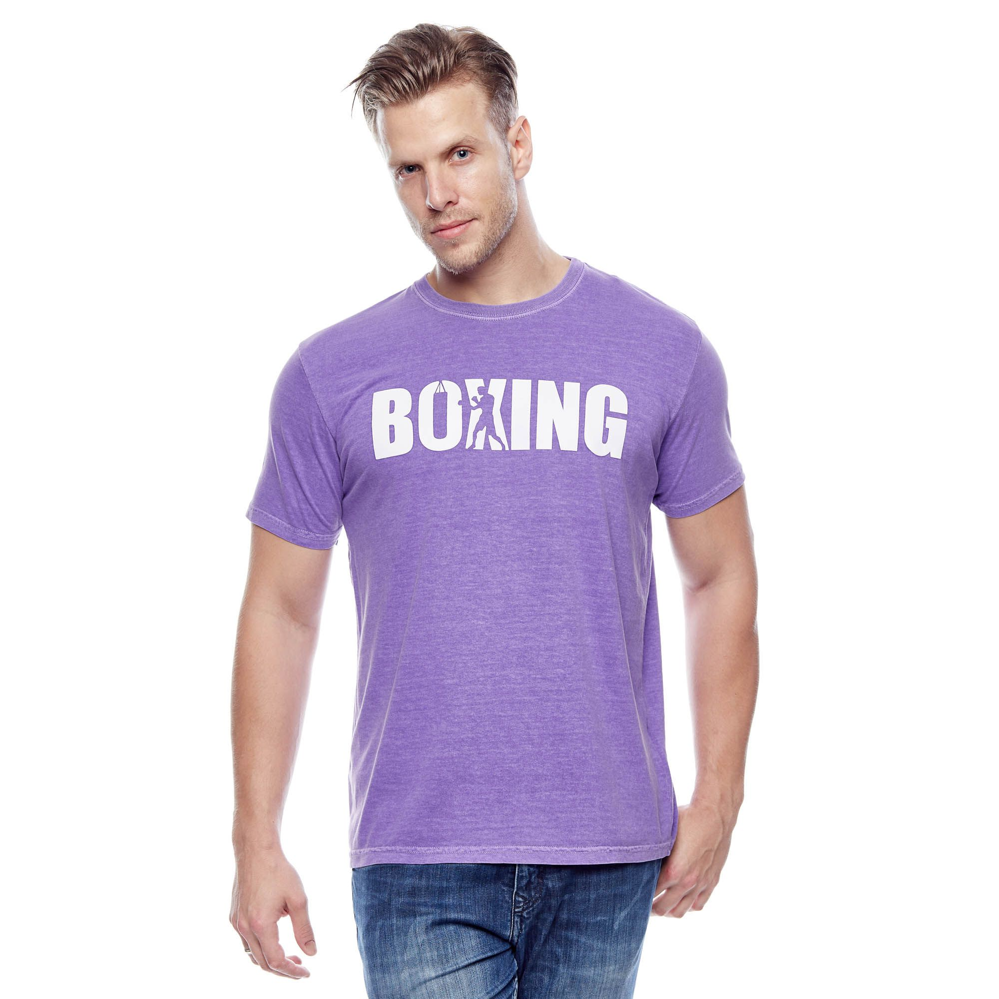 Camiseta Boxing P4P Masculina Evolvee