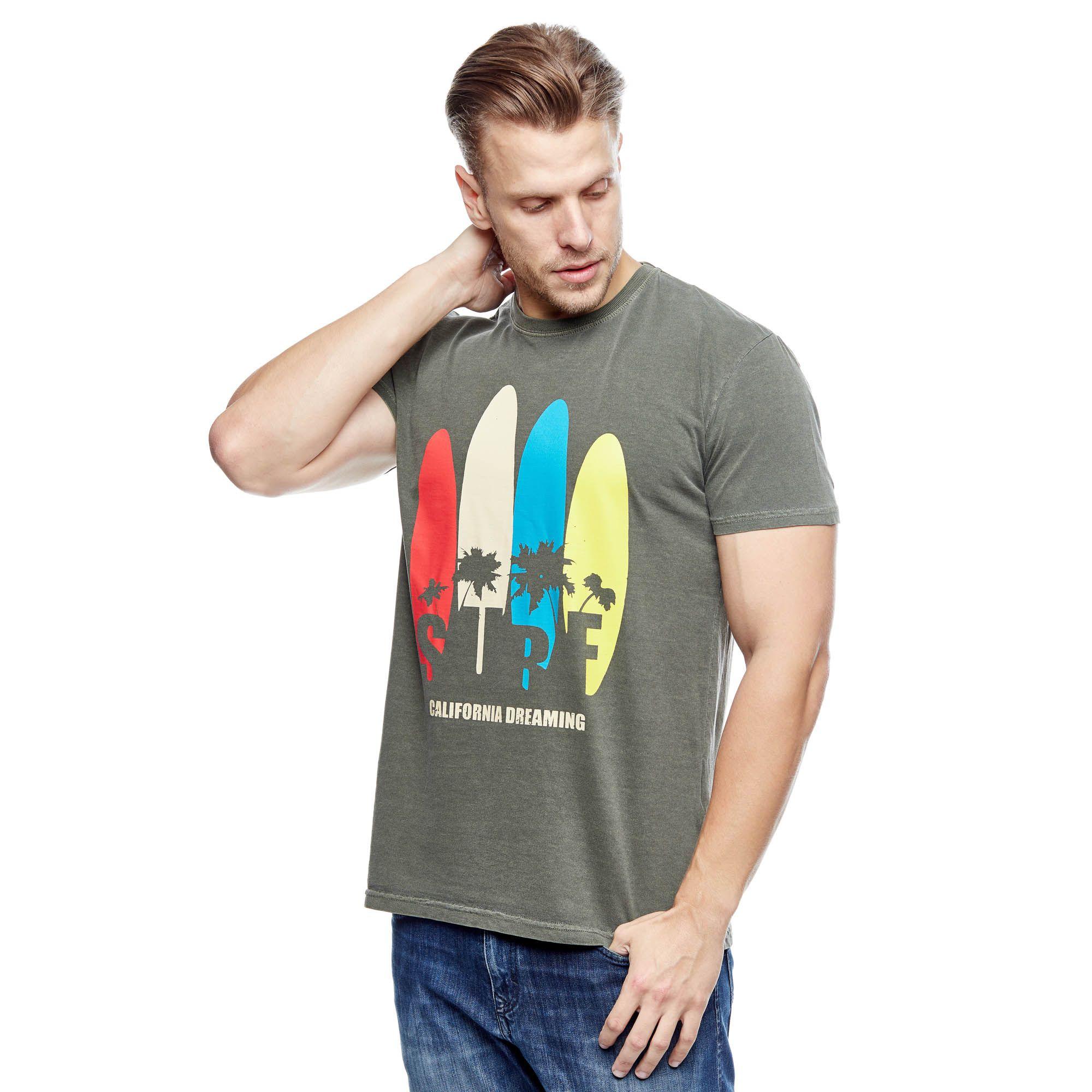 Camiseta Evolvee California Dreaming Masculina