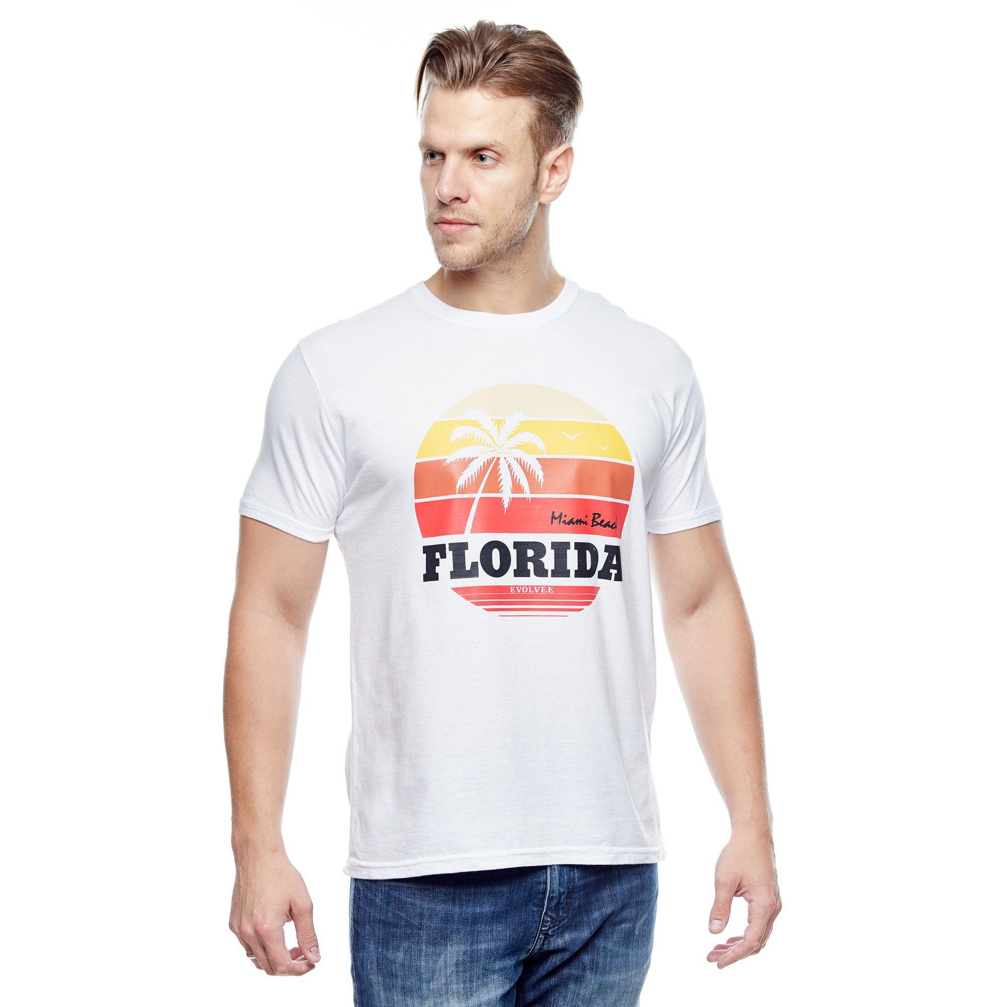 Camiseta Florida Masculina Evolvee