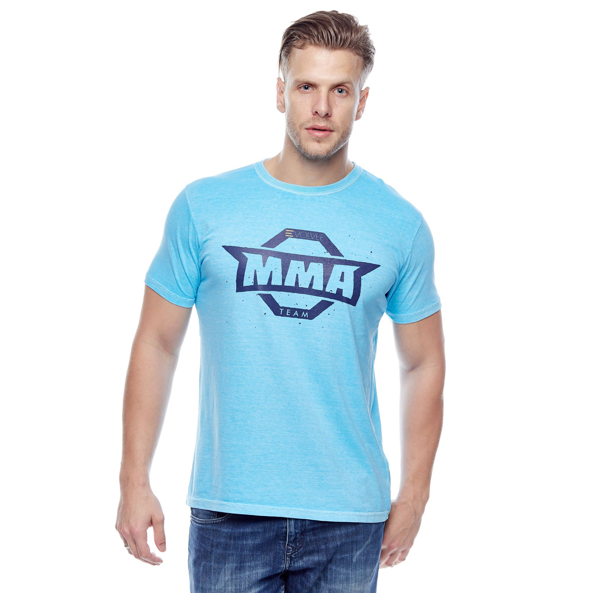 Camiseta MMA Masculina Evolvee