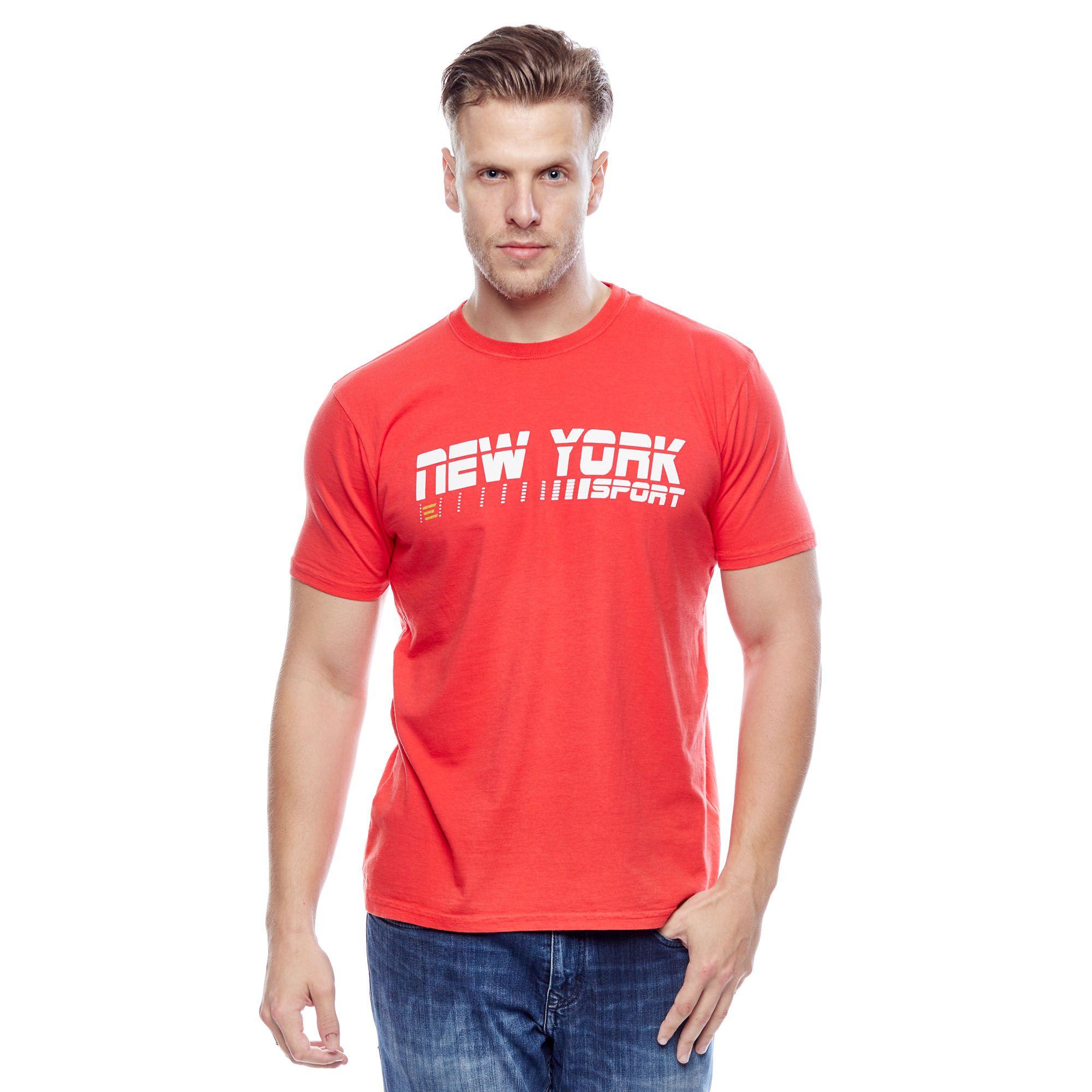 Camiseta New York Sport Masculina Evolvee