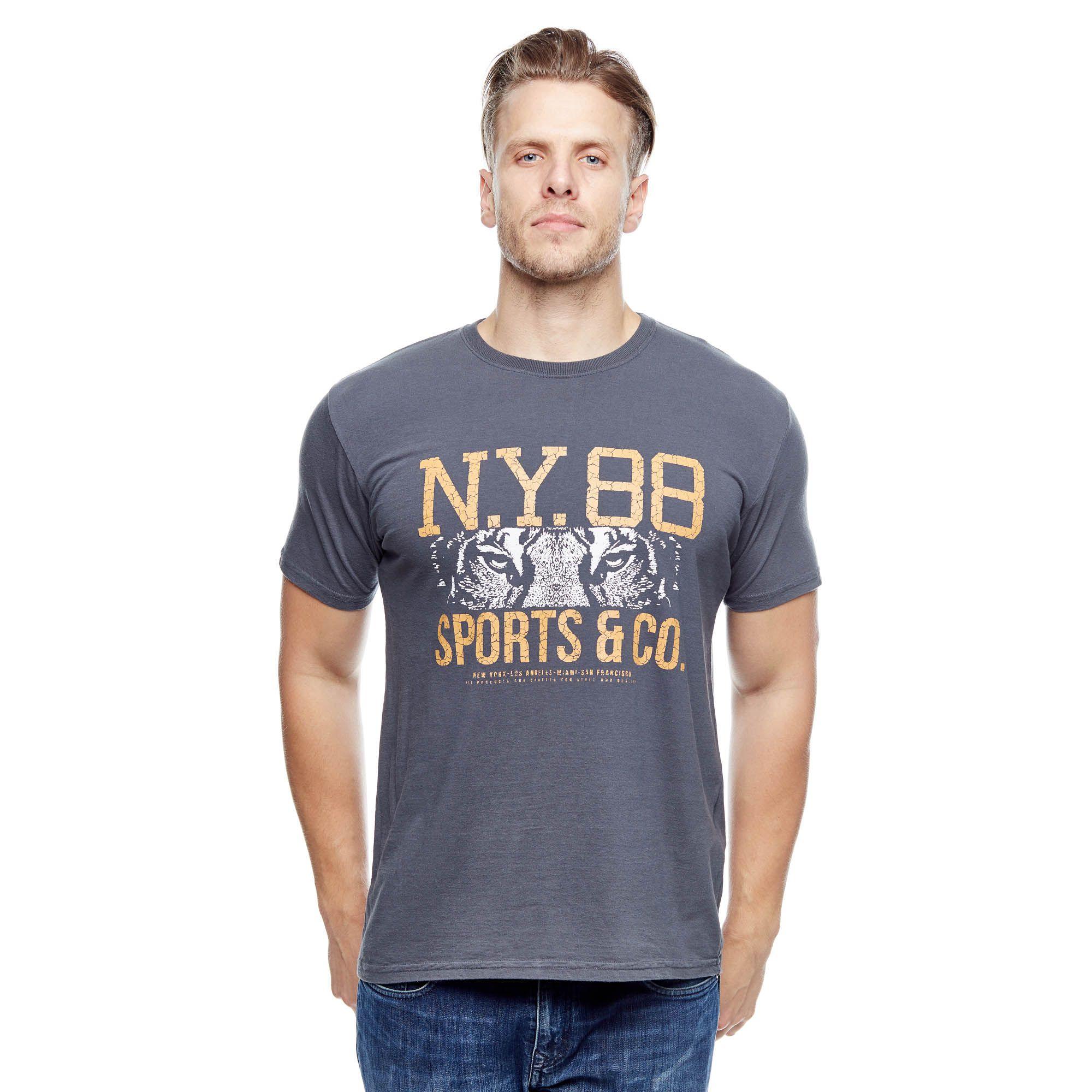 Camiseta Evolvee Ny Tiger Masculina