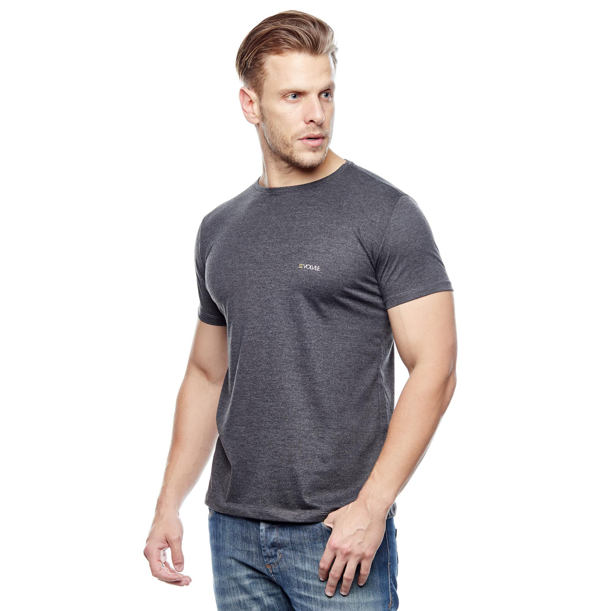 Camiseta Organic Masculina Evolvee