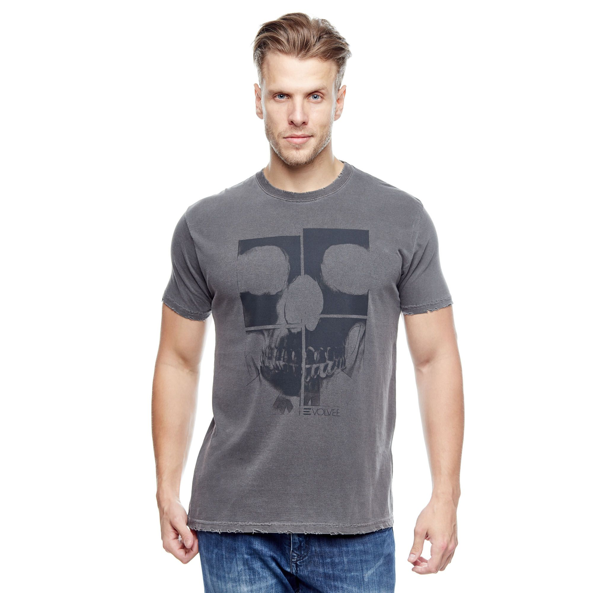 Camiseta Evolvee Raio-X Masculina