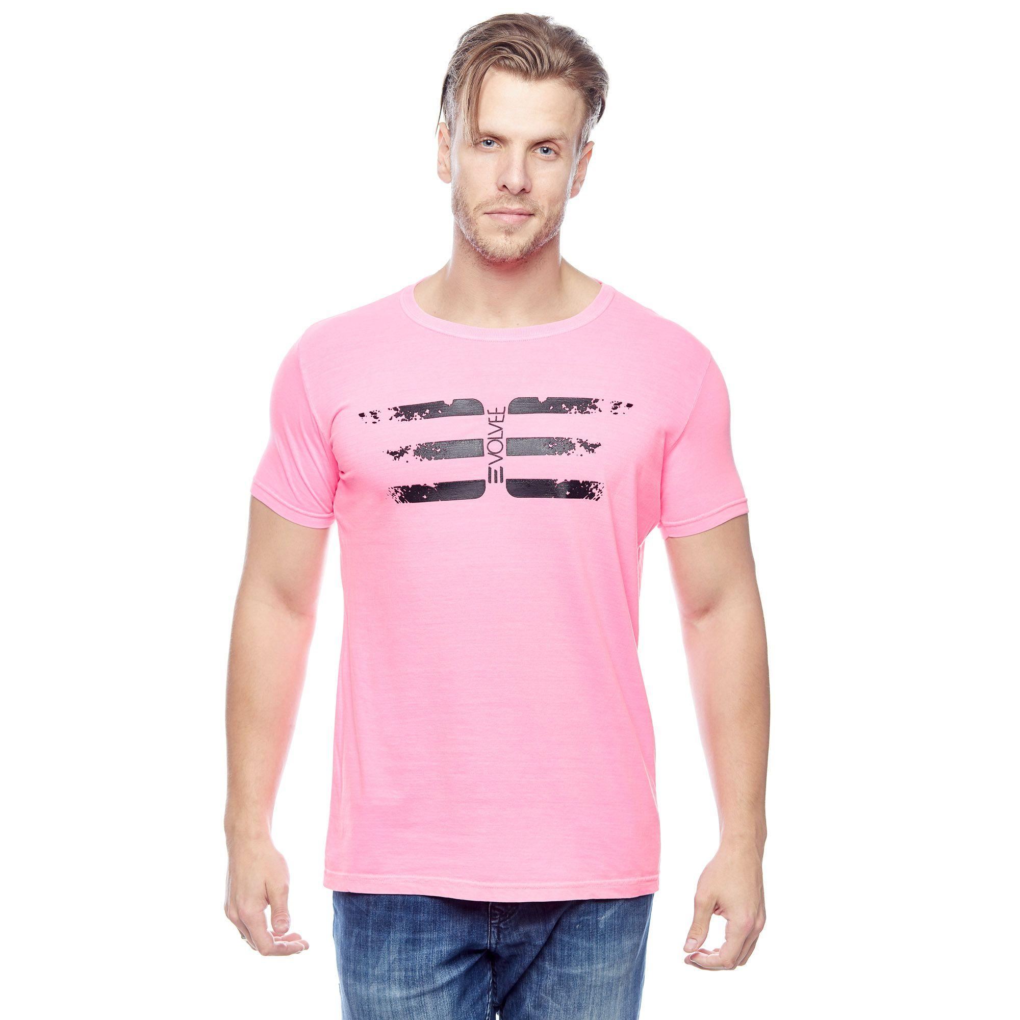 Camiseta Triple E Masculina Evolvee