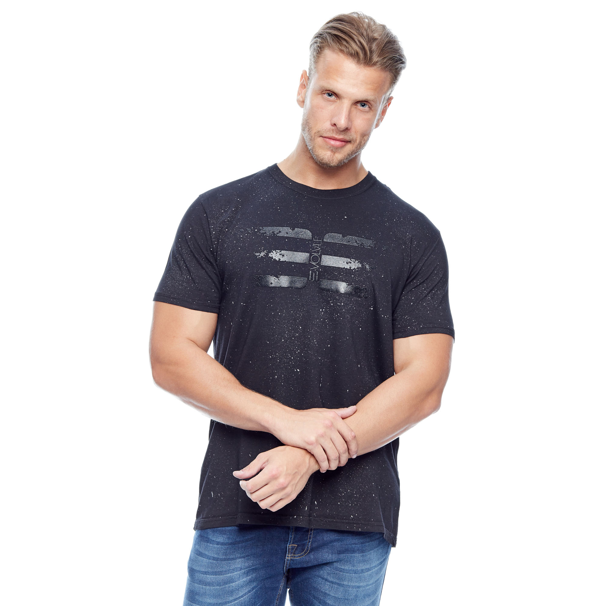 Camiseta Evolvee Triple E Shine Masculina