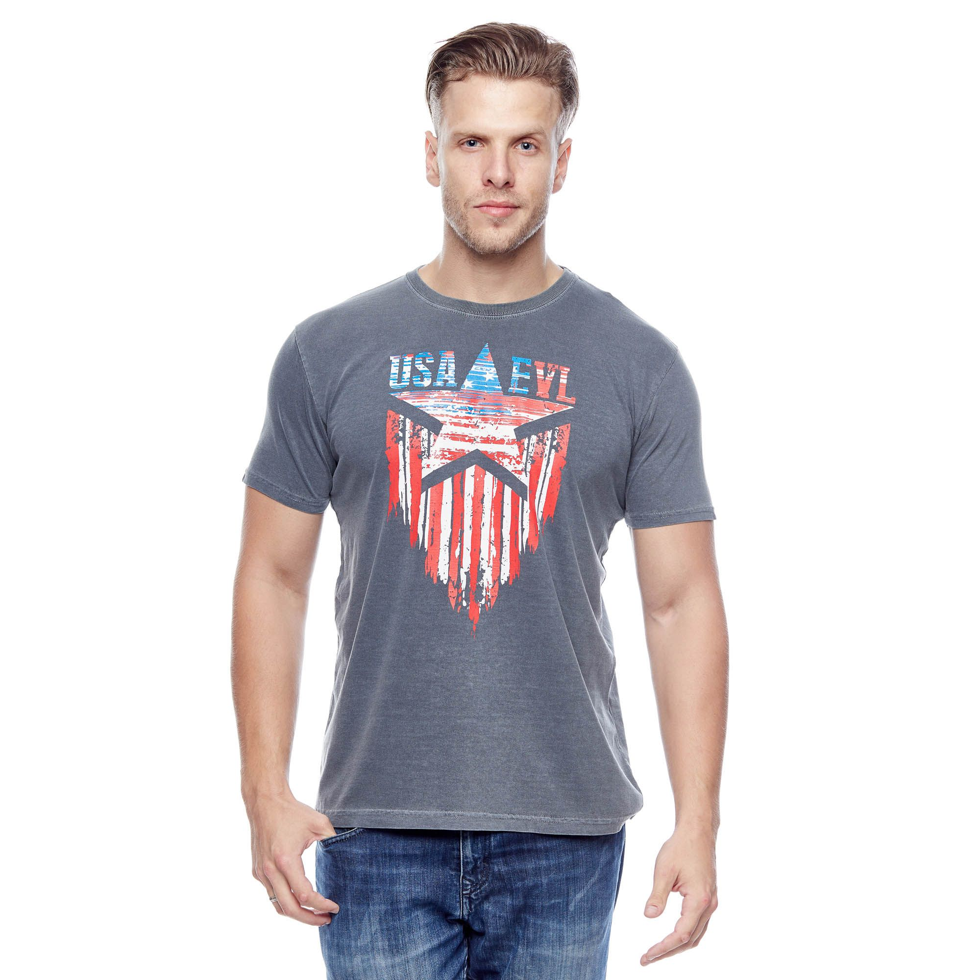 Camiseta US Star Masculina Evolvee
