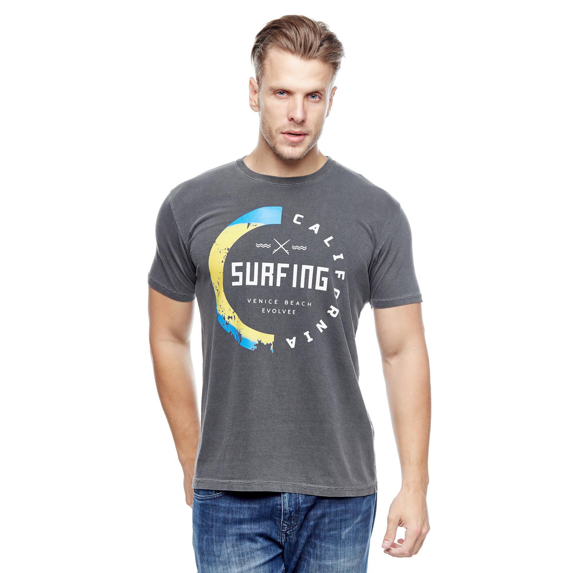 Camiseta Evolvee Venice Beach Masculina