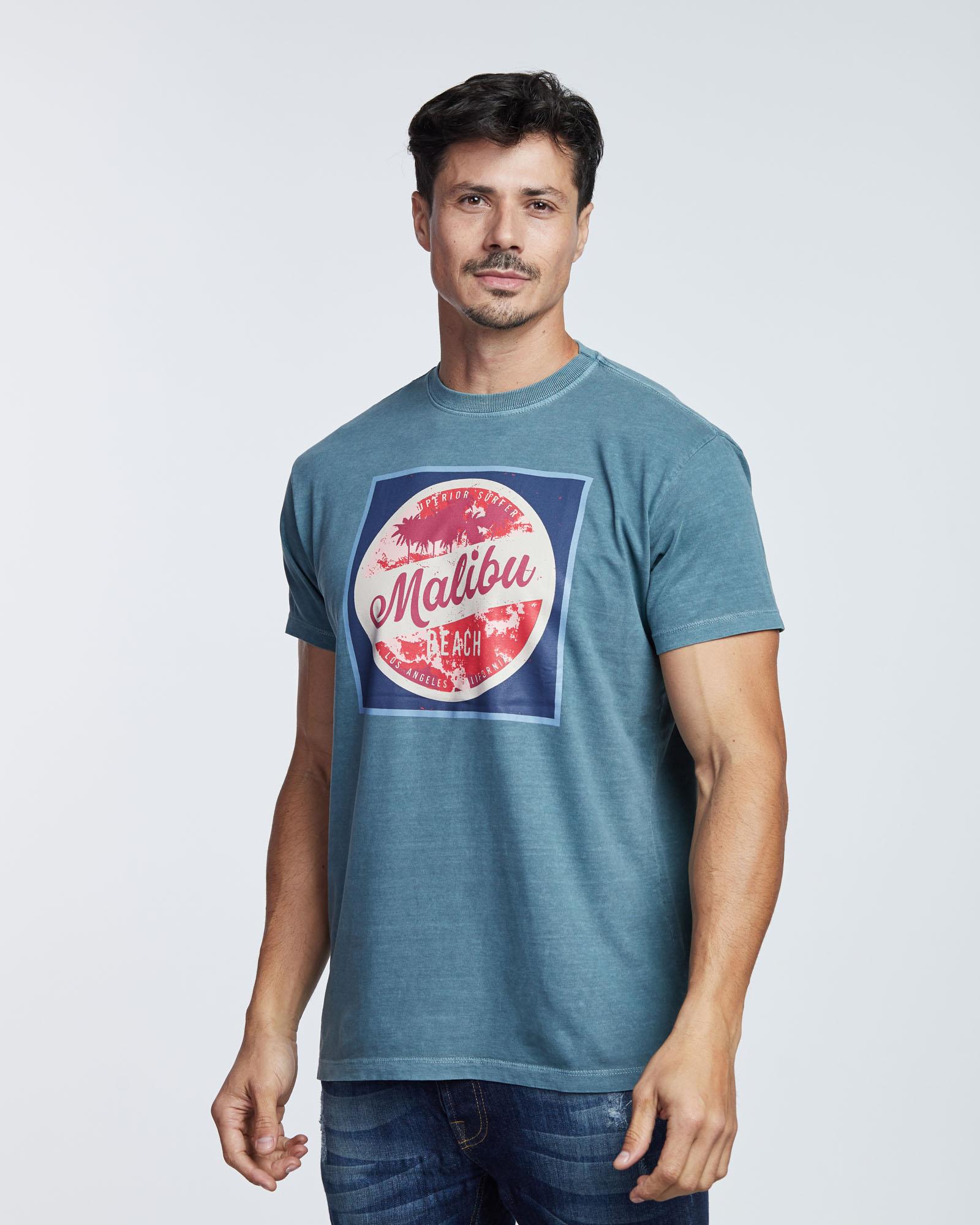 Camiseta Malibu Masculina Evolvee