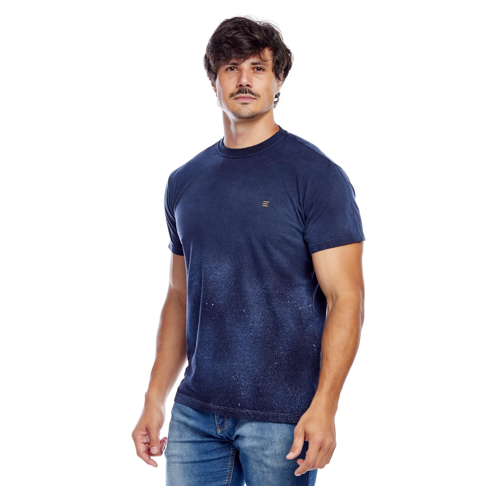 Camiseta Masculina Galaxy Evolvee