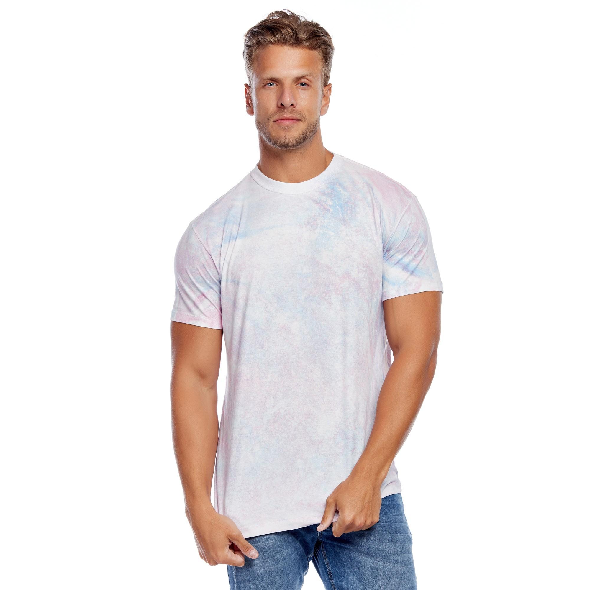 Camiseta Masculina Galaxy Total Evolvee