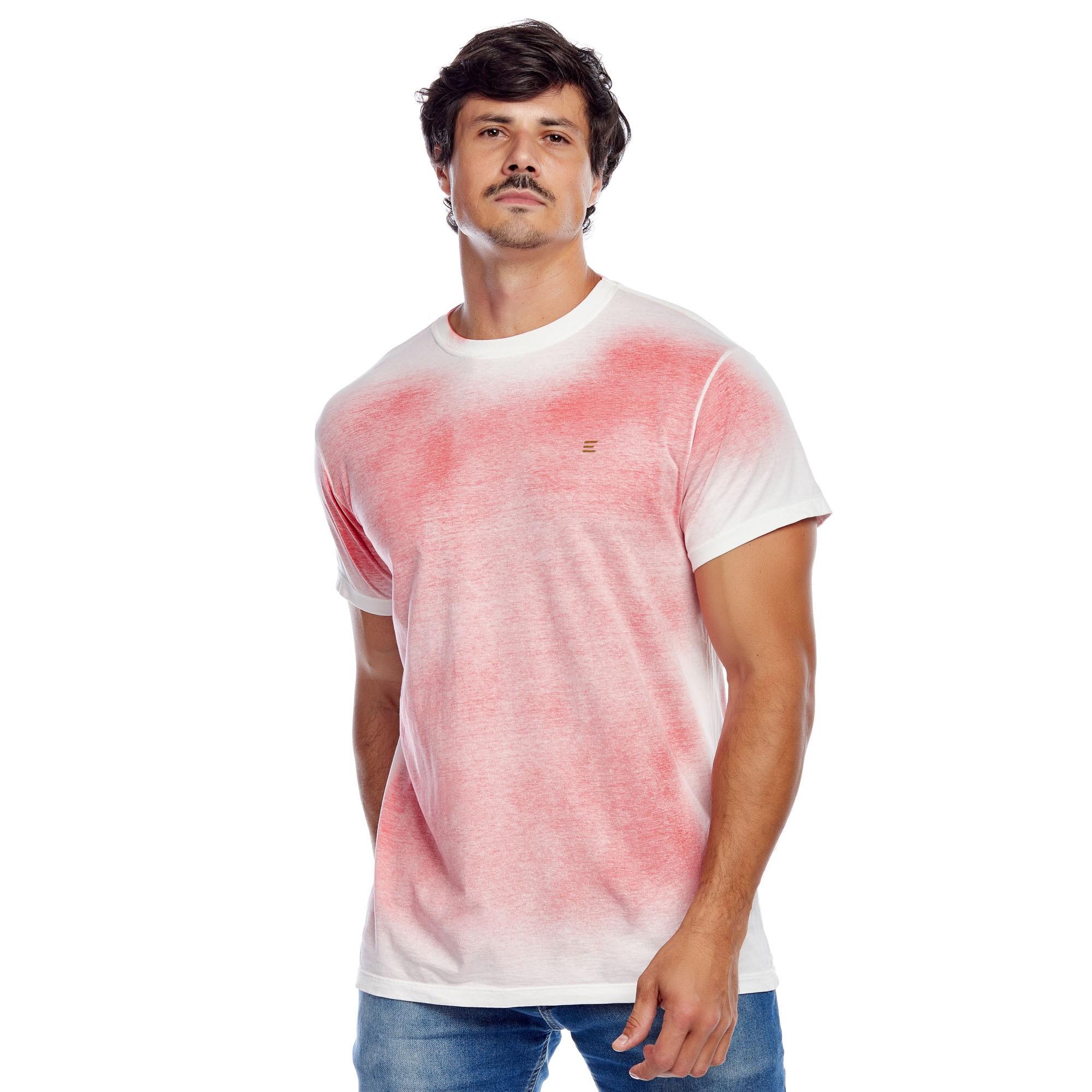Camiseta Masculina Spray Interno Evolvee