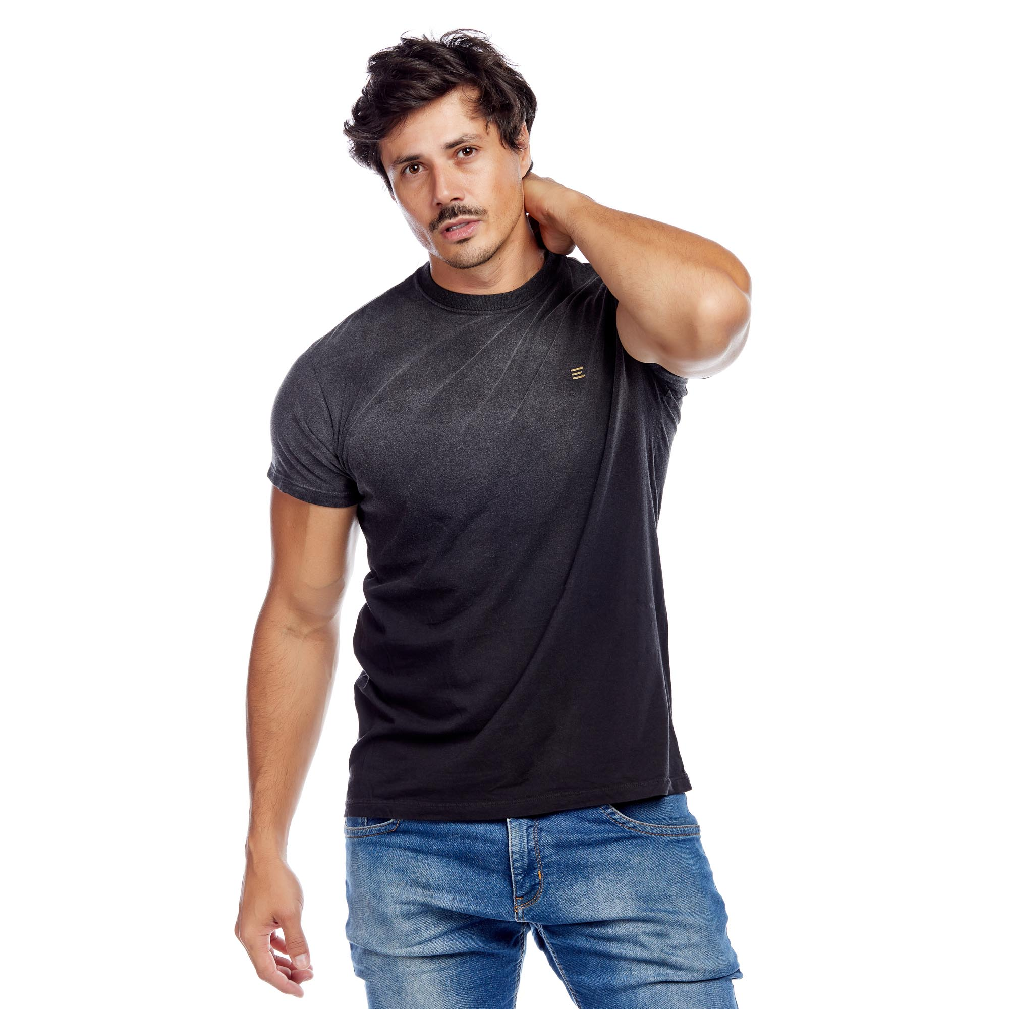 Camiseta Masculina Used Superior Evolvee