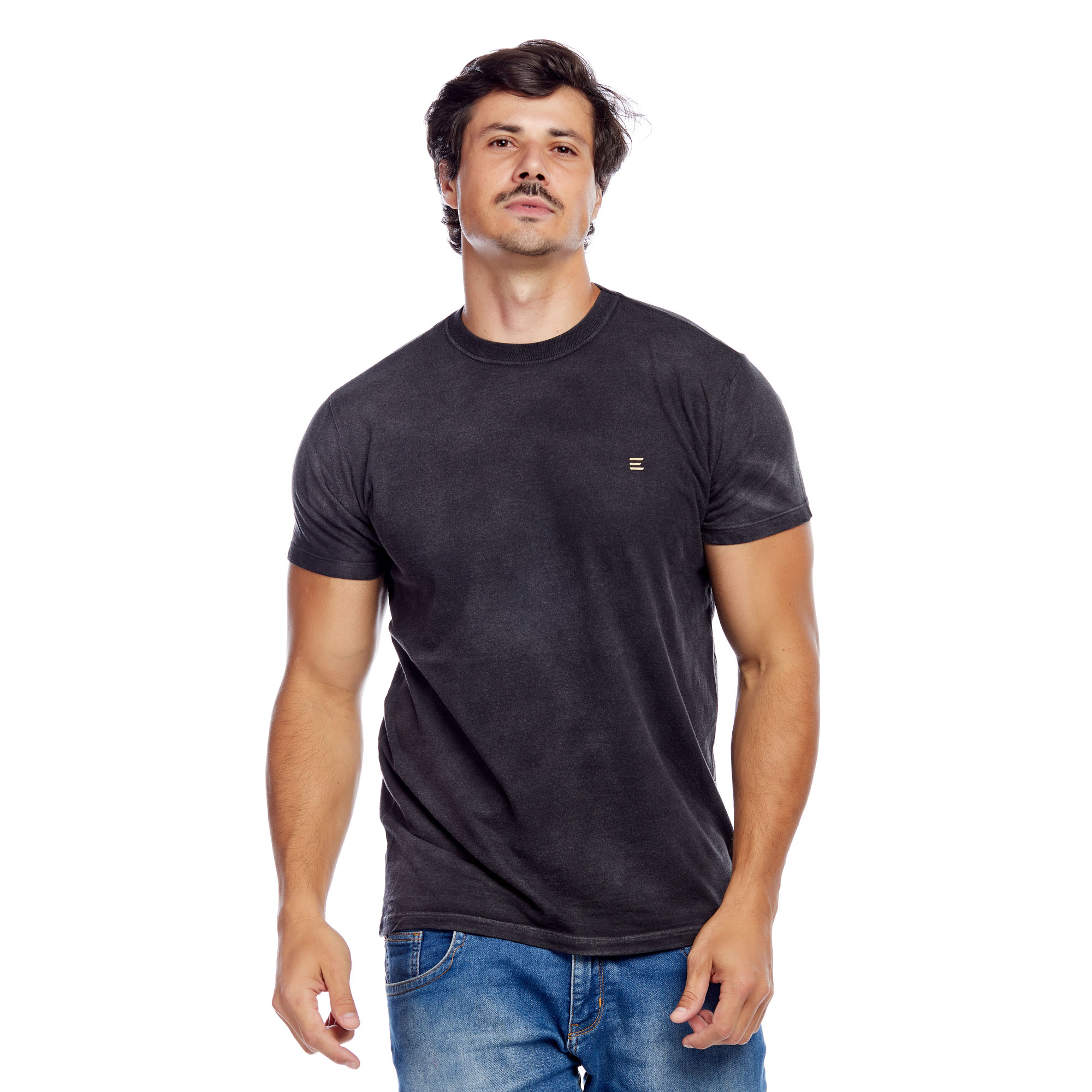 Camiseta Masculina Used Total Evolvee