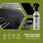Hendlex Protetor Para Capota Conversível Cabrio Protect Nano Coating 200ml
