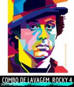 Kit de Lavagem Automotiva Rocky 4