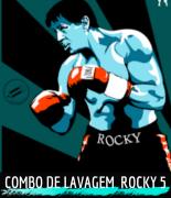 Kit de Limpeza Automovia Rocky 5