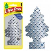 Little Trees Pure Steel Aromatizantes Pinheirinho (Un)