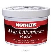 Mothers Polidor de Metais Mag & Aluminum Polish 141g