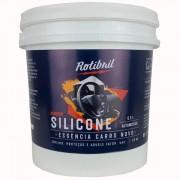 Rotibril Silicone Gel 3,5kg - Aroma Carro Novo
