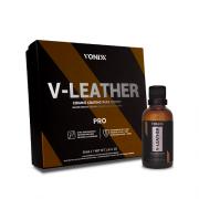 Vonixx V-Leather Vitrificador Para Couro 50Ml