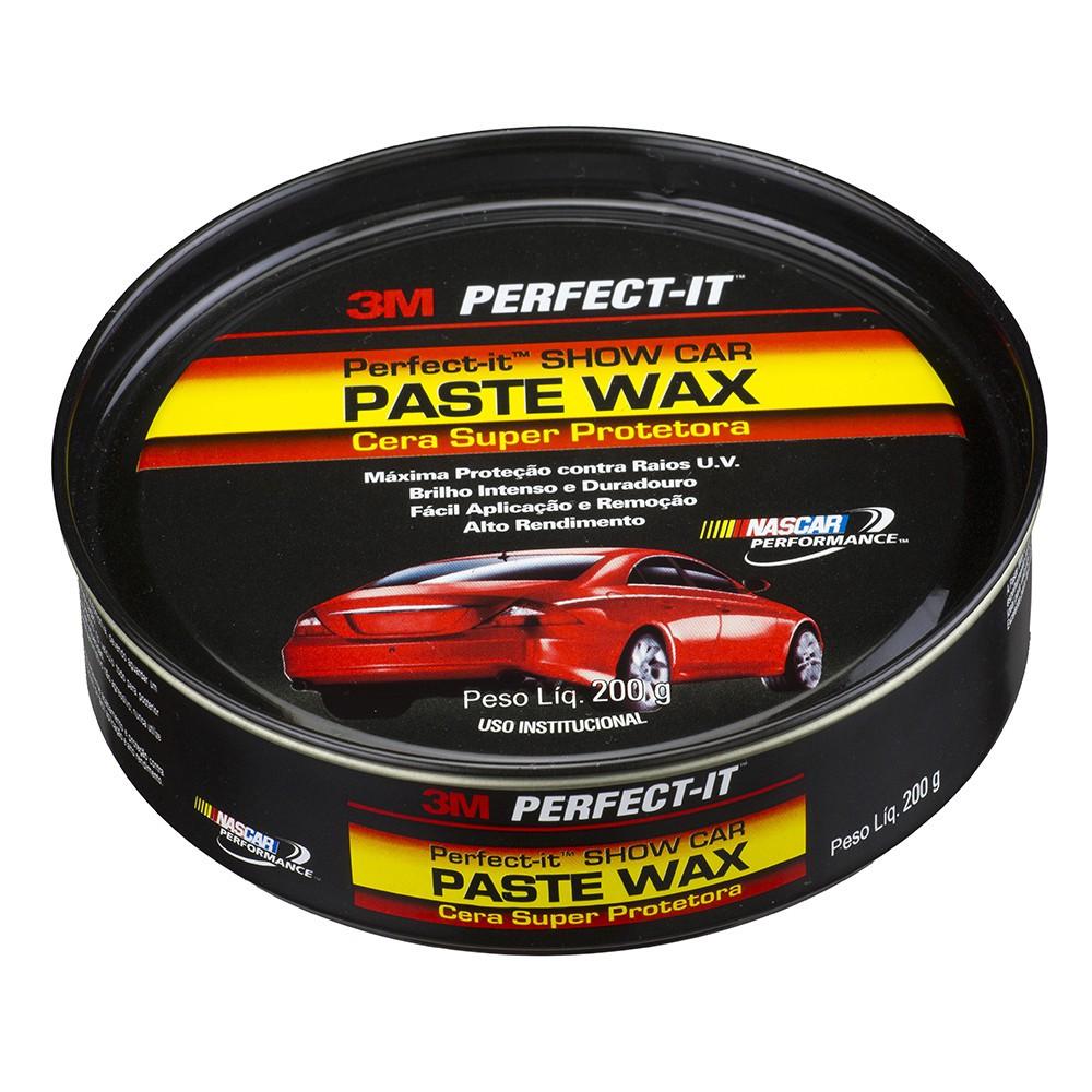 3M Cera Paste Wax 200g
