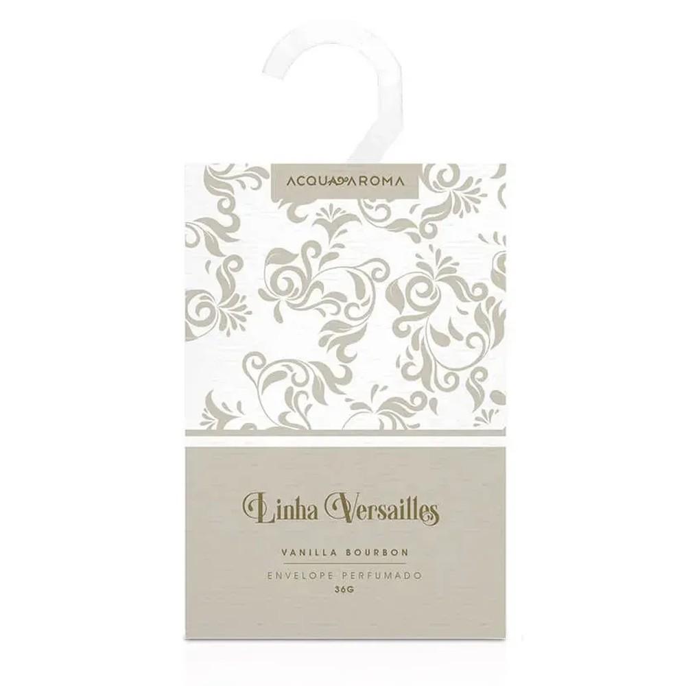 Acqua Aromas Sachê Aromatizante Linha Versailles Vanilla Bourbon 36g (un)