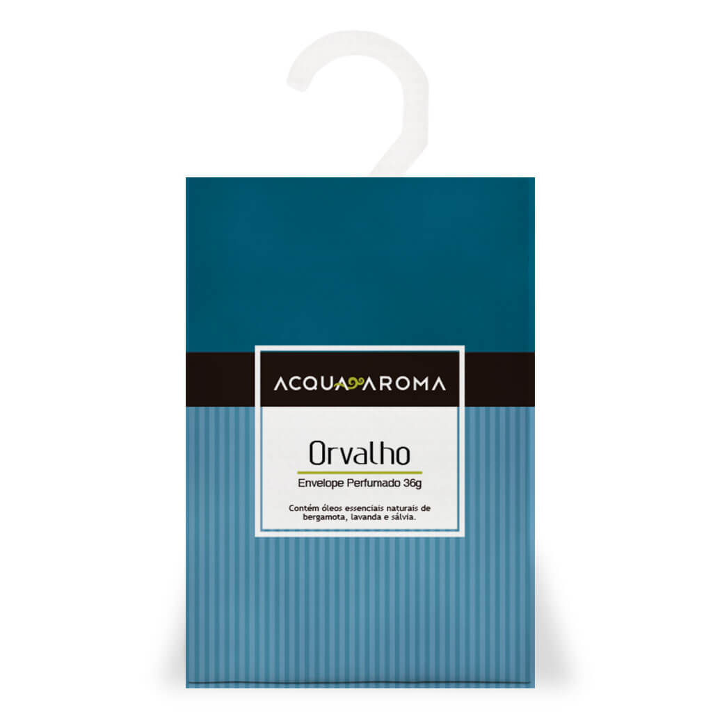 Acqua Aromas Sachê Aromatizante Orvalho 36g (un)