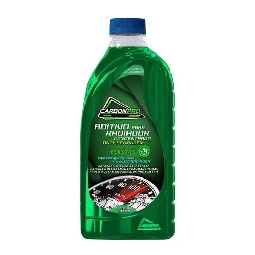 Autoshine Aditivo para Radiador Ecologico Concentrado Verde Carbonpro 1Litro (Un)