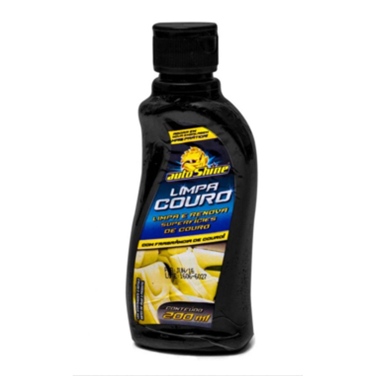 Autoshine Limpa e Hidrata Couro 200 ml