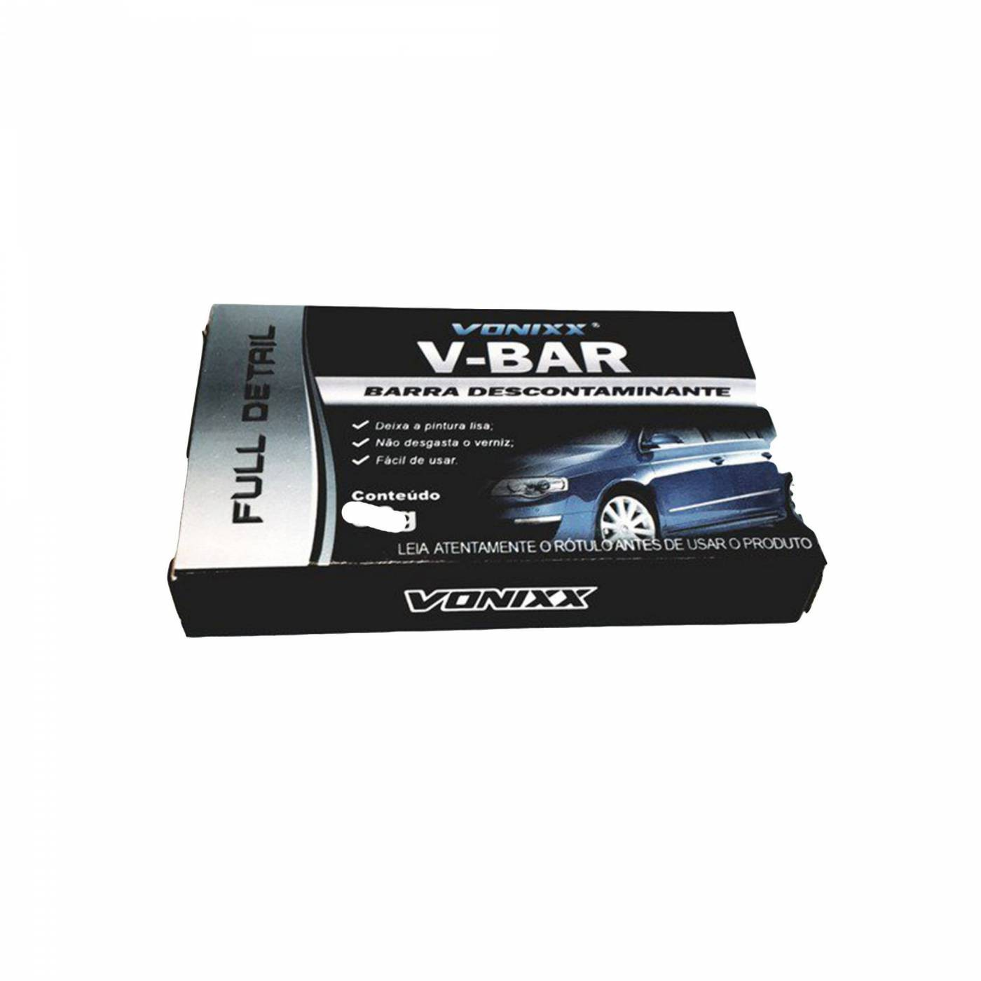 Vonixx Barra descontaminante ClayBar VBar 100g
