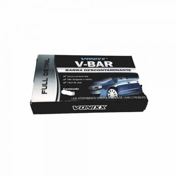 Vonixx Barra descontaminante ClayBar VBar 50g