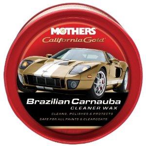 Mothers Cera de Carnaúba Brazilian Cleaner Wax (340g)