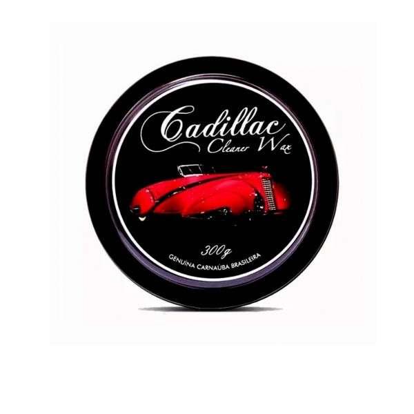 Cadillac Cera de Carnaúba Cleaner Wax 300g ( un)