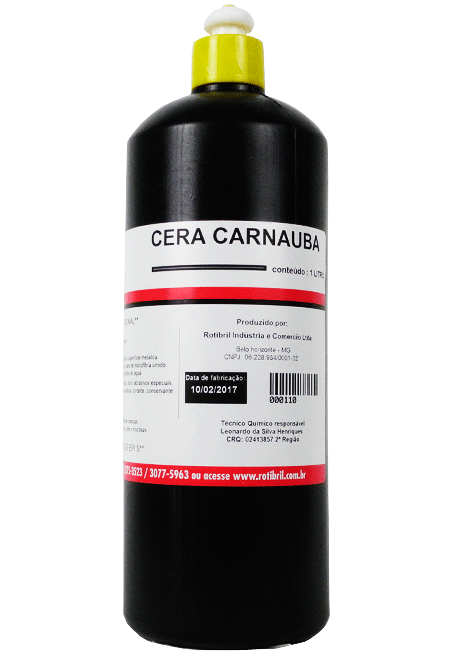 Rotibril Cera de Carnaúba 1lt