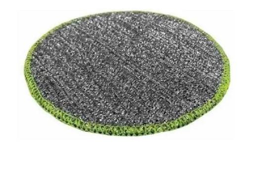 Detailer Boina para Limpeza de Tecido Velcro 6.5 Polegadas (un)