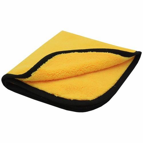 Detailer Pano de Microfibra Amarelo 380 Gsm 38x38cm (Un)