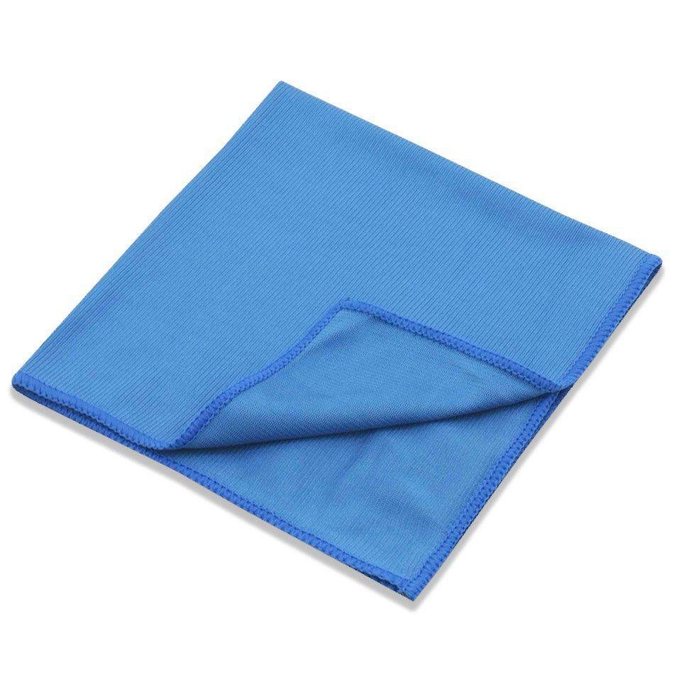 Detailer Pano para Limpeza de Vidros Azul 38x38cm