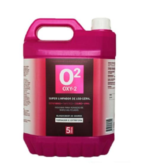 Easytech Oxy2 Super Limpador de Uso Geral Bloqueador de odores (5lts)