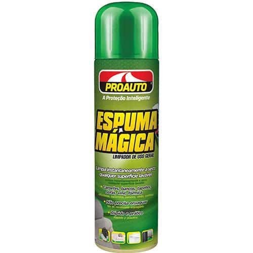 Proauto Espuma Magica Limpador de Uso Geral 400ml (Un)
