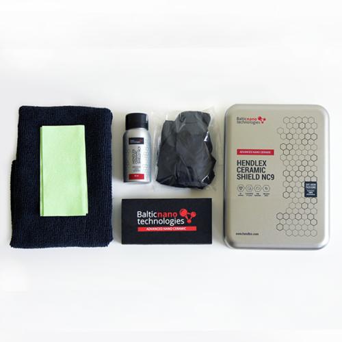 Hendlex Vitrificador 9H Nano Cerâmica NC9 Pro 40ml