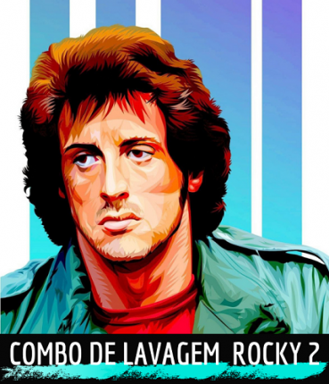 Kit Lavagem Automotiva Rocky 2