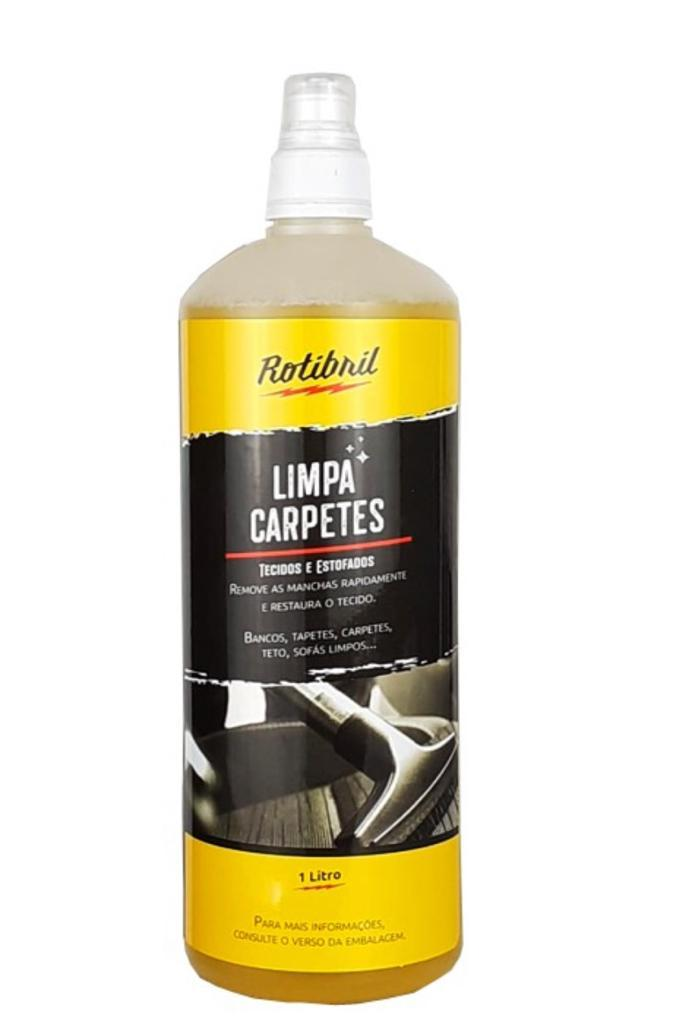 Rotibril Limpa Estofado e Carpete 1Litro